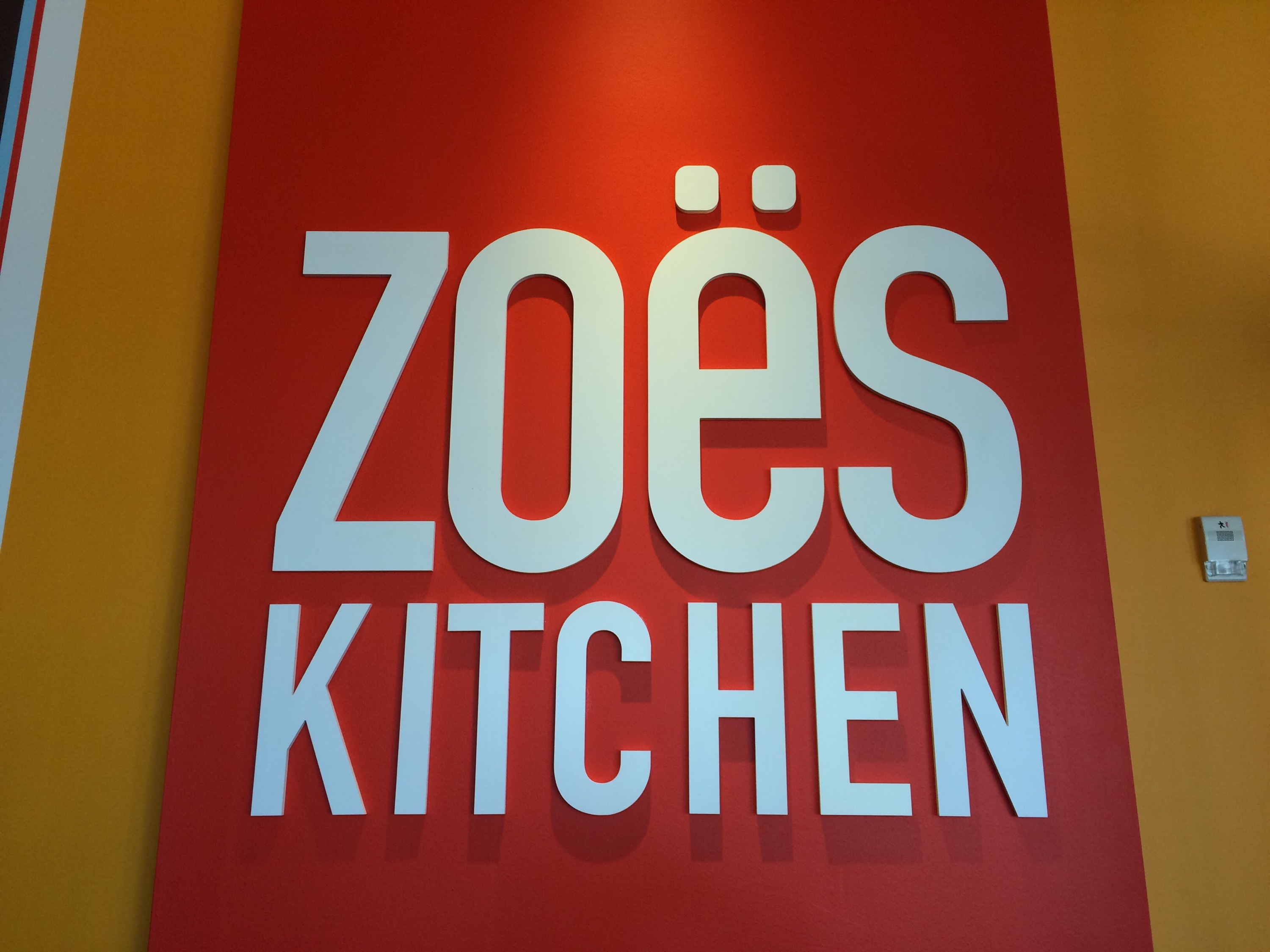 Zoe\'s Kitchen | An Everyday Vegan